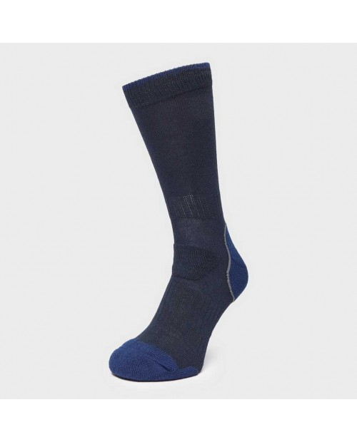 Brasher Mens Light Hiker Socks blue