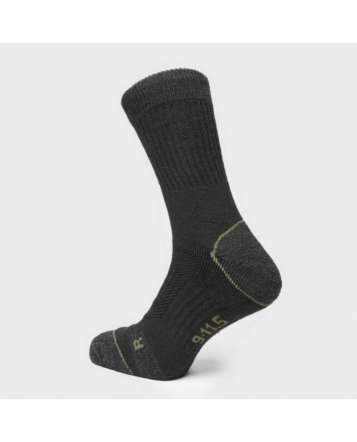 Brasher Mens Walker Socks dark grey