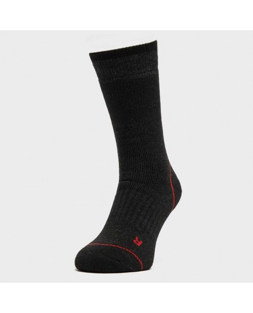 Brasher Mens Trekker Plus Socks black
