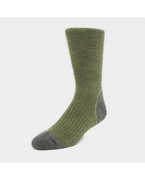 Brasher Mens Trekker Socks green