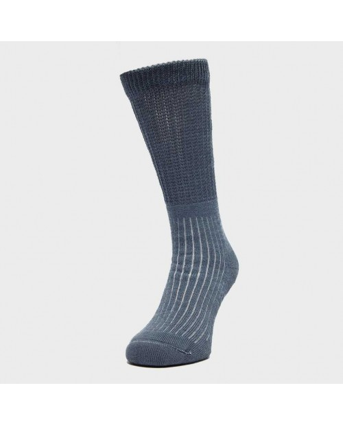 Brasher Womens Hiker Socks blue