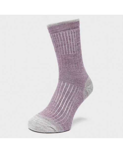 Brasher Womens Trekker Socks pink