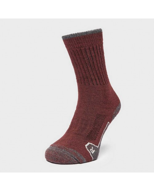 Brasher Womens Walker Socks red