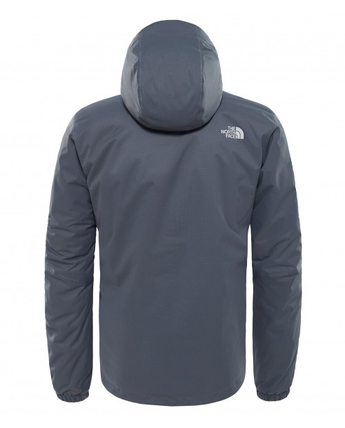 Мъжко яке сиво M QUEST INSULATED JACKET VANADIS GREY BLACK HEATHR