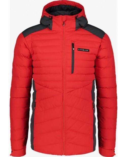 Mens winter jacket shale