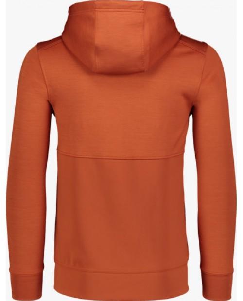 Mens double face sweatshirt tote