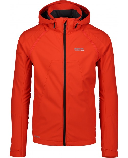 Mens light softshell jacket 2in1 BREEZY