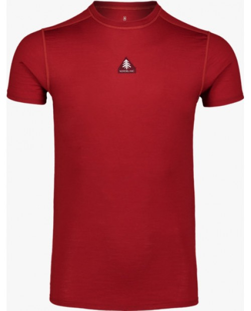 Mens baselayer merino t-shirt reponse