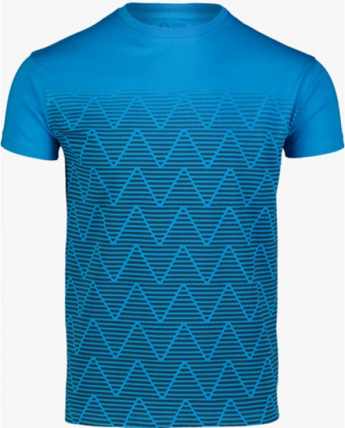 Mens cotton t-shirt crimp