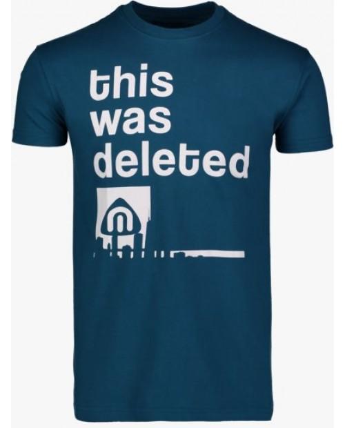 Mens cotton t-shirt delete