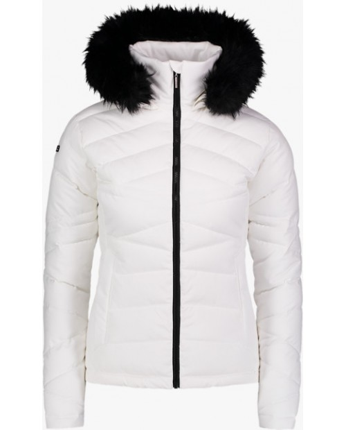 Womens winter jacket pucker