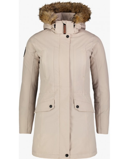 Womens winter parka profuse