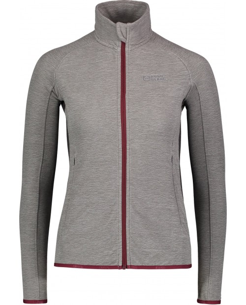 Womens light fleece jacket SAVORY