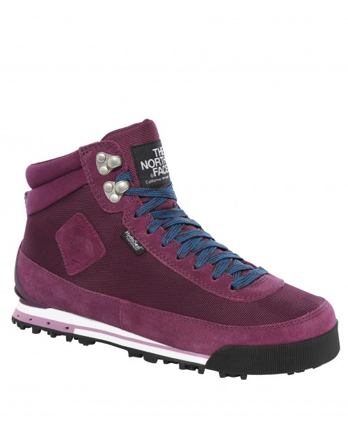 Дамски обувки цвят малина W BACK-TO-BERKELEY BOOT II WTRBLPR/ITLPLPR