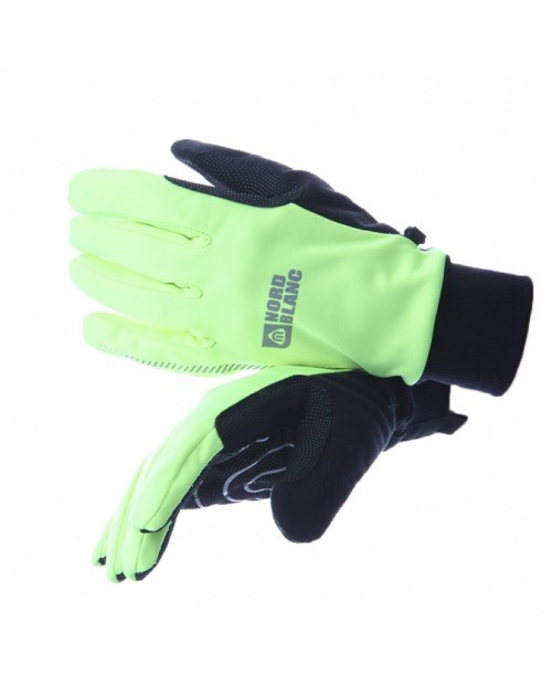 Unisex softshell gloves nordic cycling