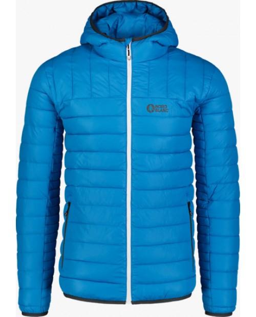 Mens winter jacket leash