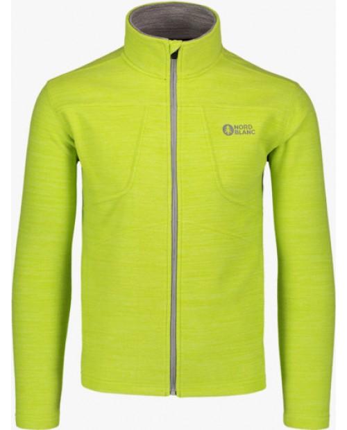 Mens double fleece jacket boast
