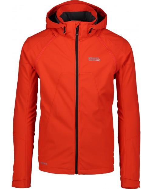 Mens light softshell jacket 2in1 BREEZY