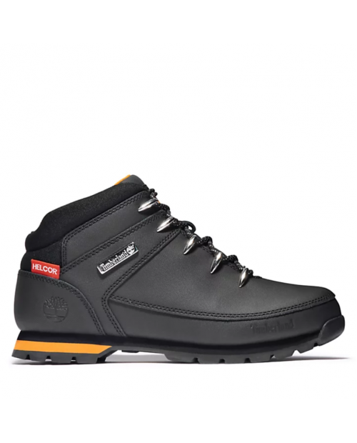 TIMBERLAND Euro Sprint Mid Hiker for Men in Black Helcor Мъжки обувки черни